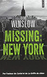 Missing : New York, Winslow, Don