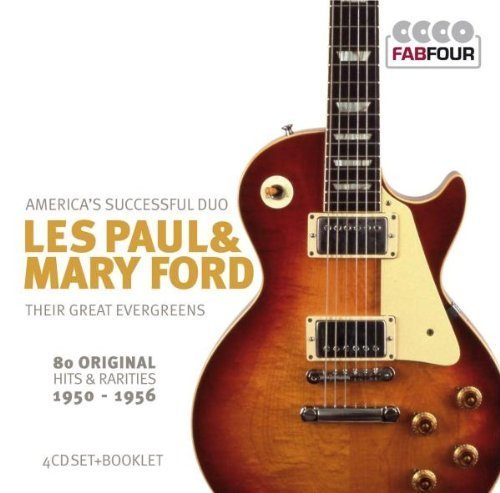 Les Paul & Mary Ford - Their Great Evergreens By Les - Zortam Music