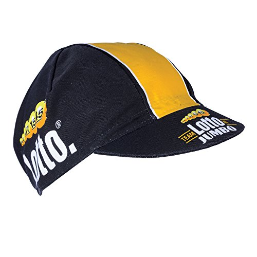 f7a8686279872 Euro Pro Team Cycling Cap Hat - Made in Italy (Lotto 2015)