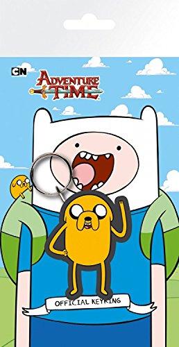 1art1® Adventure Time Llavero - Jake (15 x 7 cm): Amazon.es ...