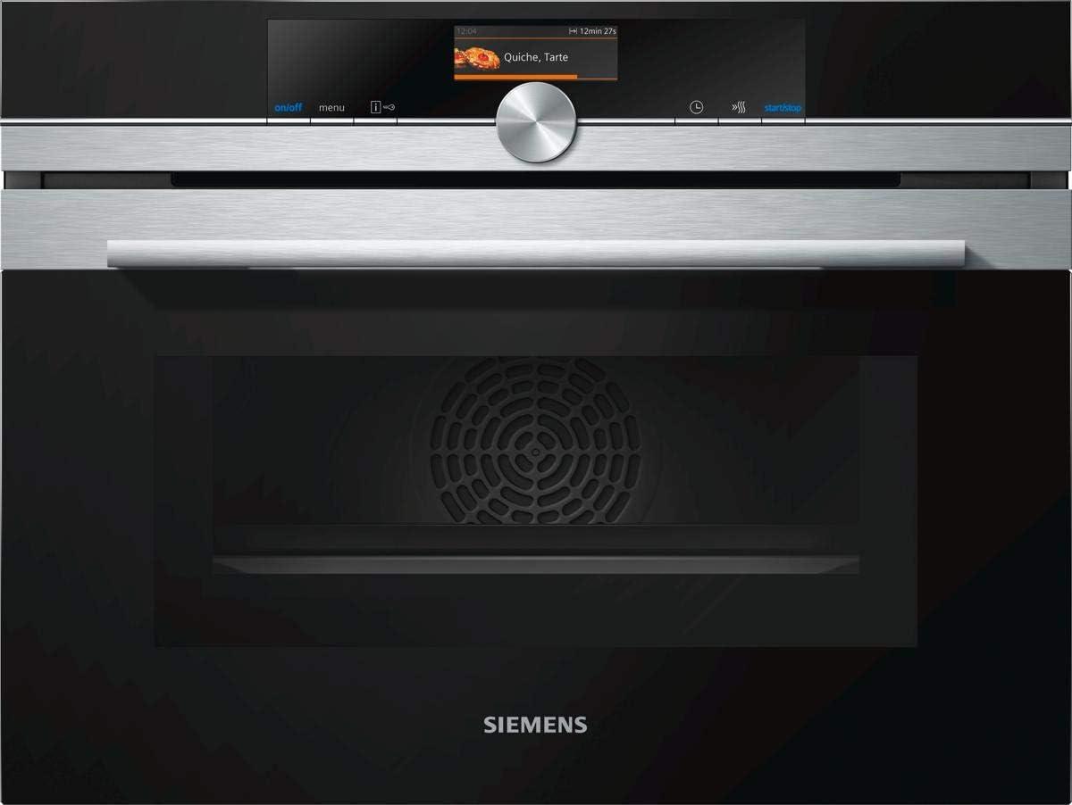 Siemens CM676GBS1 - Horno (Eléctrico, Convección, Convencional ...