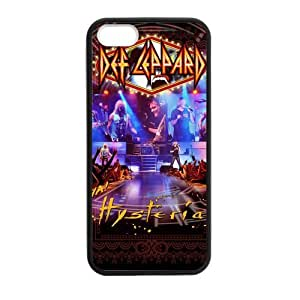 Jayz Cases Laser Technology Def Leppard Protective TPU Case Cover Skin for Apple iPhone 6 4.7 1 Pack - Black - 7
