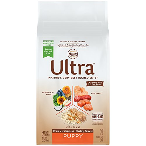 Nutro Ultra Puppy Dry Dog Food 4.5 Pounds (Discontinued By Manufacturer)