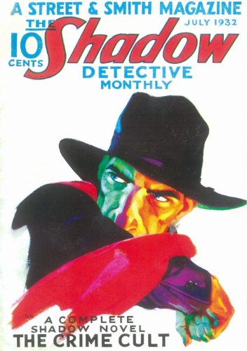 - Pop Culture Graphics The Shadow 409680 11 by 17 Pulp Magazine Poster Style A