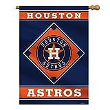 MLB Houston Astros Unisex MLB 1Sided House Banner, Navy, One Size