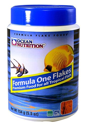 - Ocean Nutrition Formula One Flake 5.5oz