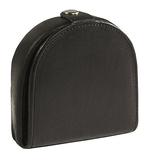 Osgoode Marley Cashmere Deluxe Coin Tray (Black) ()
