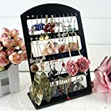 Plastic Window Earrings Showcase Earring Rack Jewelry Jewelry Display Props