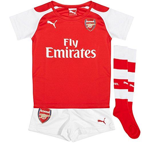 PUMA 2014-2015 Arsenal Home Little Boys Mini - Arsenal Puma Kit