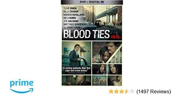 blood ties movie 1986