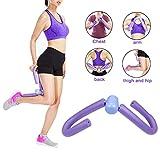 Thigh Toning Trimmer Equipment Leg Shape Workout Slim Exerciser Training Device Home Gym Equipment...