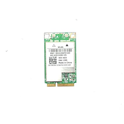 Dell wireless 1390 wlan mini-card driver updates.