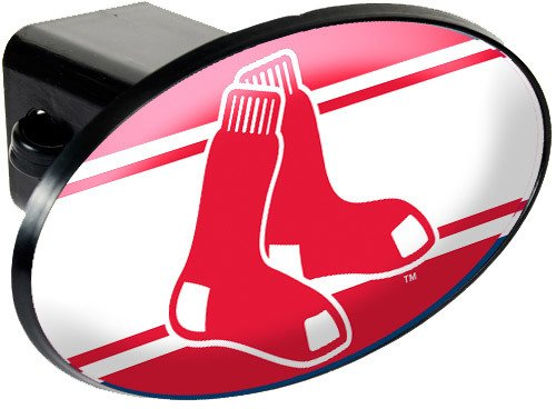 Great American Products Boston Red Sox MLB Trailer Hitch - Cover Hitch Trailer Mlb