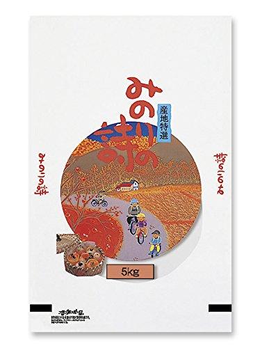 米袋 ラミ フレブレス みのりの詩 10kg 100枚セット MN-4970 B01GFAUNLE 100枚入り 10kg用米袋