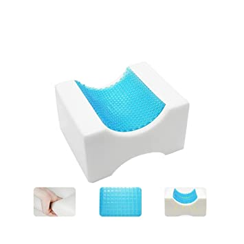 Amazon.com: Zuen - Almohada para rodilleras laterales ...