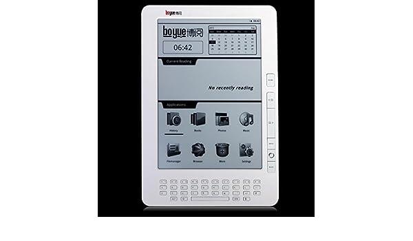Boyue G10 segundo 4GB 9,7 pulgadas de pantalla E-ink Ebook Reader ...