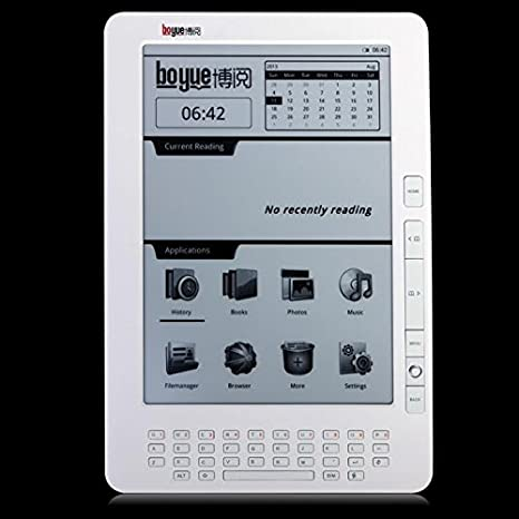 Boyue G10 segundo 4GB 9,7 pulgadas de pantalla E-ink Ebook Reader ...