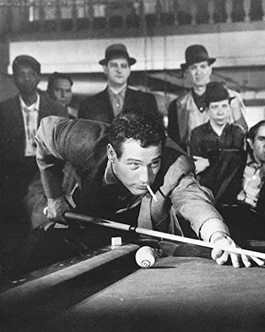 Pool cue used in the hustler picture 60