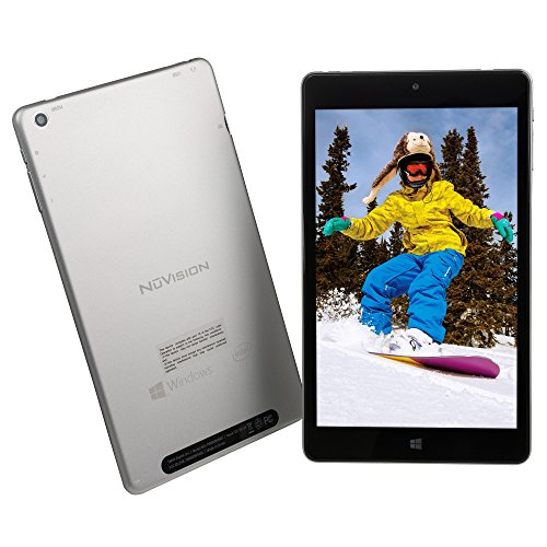 NuVision 8 inch Touchscreen Quad Core Processor product image