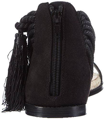 Yinda Aldo Sandales 98 Femme Noir black 10Uqfvx