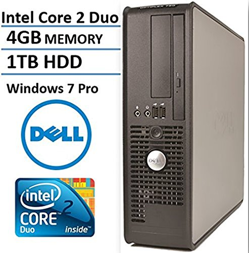 Dell 760 Professional Certified Refurbished
