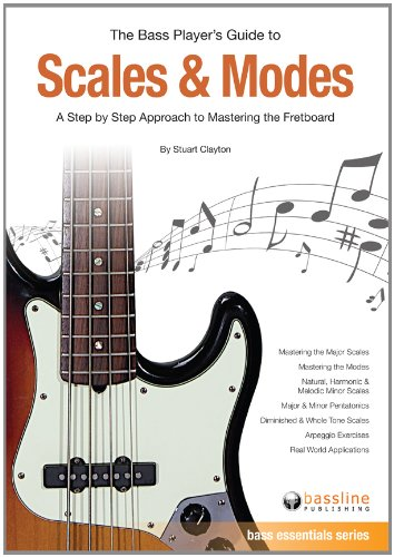 The Bass Player's Guide to Scales & Modes (Bass Essentials) (Bass Players Guide)