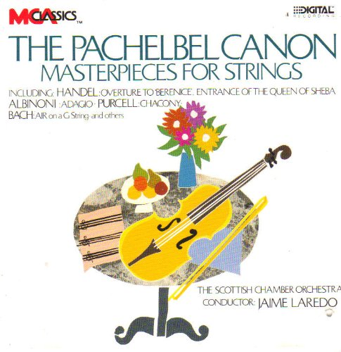 The Pachelbel Canon - Masterpieces for Strings