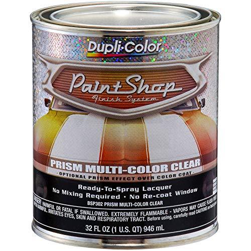 Dupli-Color BSP302 Prism Clear Coat Paint Shop Finish System Mid Coat Special Effects - 32 oz.