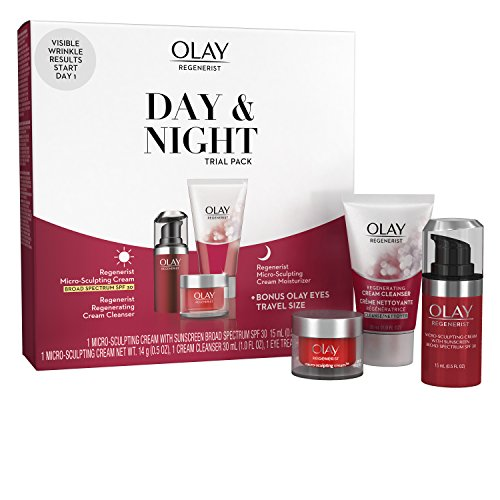 Olay Regenerist Anti Aging and Eye Skin Care Regimen Kit, 2.23 Ounce by Olay (Image #6)