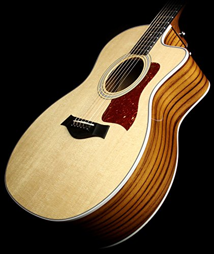 Taylor 214ce Deluxe Grand Auditorium - Natural, Rosewood Back & Sides - Taylor Grand