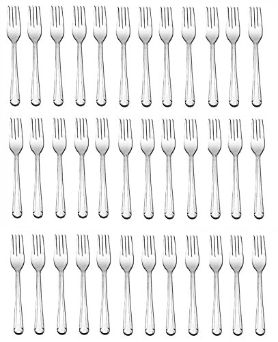 Delco Fork - Oneida B421FSLF; Salad/Pastry Forks - Delco® Dominion III Collection, 36/Case