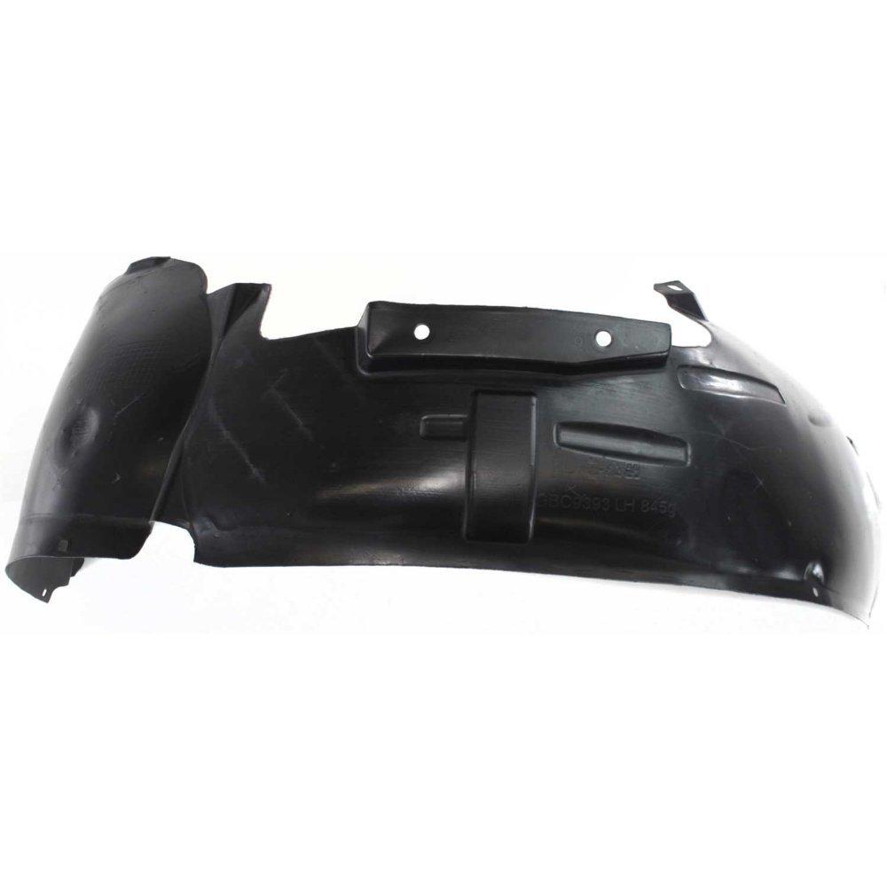 Splash Shield Front Left Side Fender Liner Plastic Wagon for CALIBER 07-12