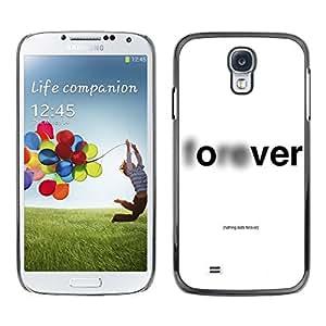 Dragon Case - FOR Samsung Galaxy S4 - ?mad at you - Caja protectora de pl??stico duro de la cubierta Dise?¡Ào Slim Fit