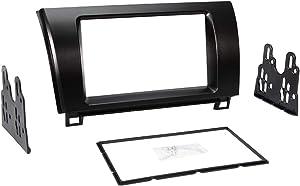 Dynalink DNL-0813T Double DIN Installation Dash Kit for 2008-2013 Toyota Tundra/Sequoia, Standard Black