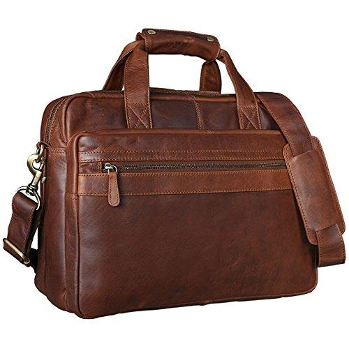 0b882590a217 STILORD  Adventure  Vintage Teacher Bag Men Women Business Bag Leather  Satchel Shoulder Bag Satchel Laptop Bag Large Working Bag Office Bag  Genuine Leather