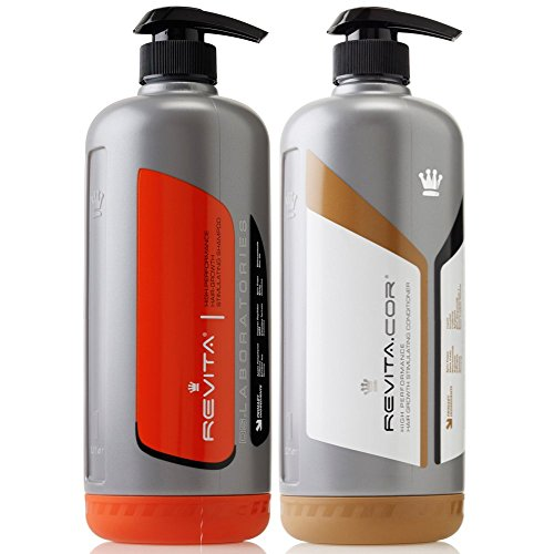 Ds Laboratories Revita COR Stimulating Shampoo and Conditioner Set 925 Ml Each