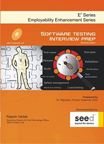 SOFTWARE TESTING INTERVIEW PREP (Employability Enhancement Series)