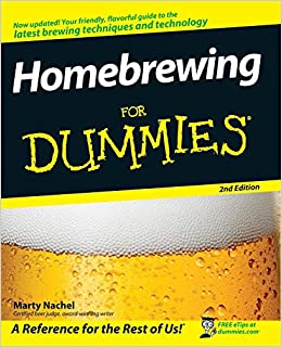 Homebrewing For Dummies: Marty Nachel: 9780470230626: Amazon