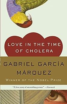 Love in the Time of Cholera (Vintage International) by [MÁRquez, Gabriel GarcÍA]