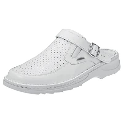 "Abeba 5830–42 Taille 106,7 cm reflexor ""occupational-clog Chaussures – blanc"
