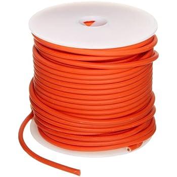 GXL Automotive Copper Wire Orange 16 AWG 00508 Diameter 100