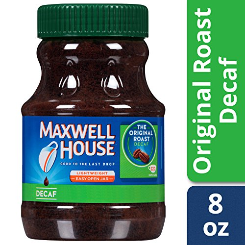 Maxwell House Decaffeinated Instant Coffee, 8 ()