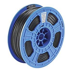 Dremel DigiLab PLA-BLA-01 3D Printer Filament, 1.75 mm Diameter, 0.75 kg Spool Weight, Color Black, RFID Enabled, New Formula and 50 Percent More per Spool 15