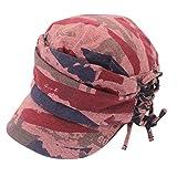 Monique Couple Letters Print Cotton Knitted Hat Adjustable Baseball Cap Men Women Autumn Spring Warm Peaked Cap Hip-Hop Cap