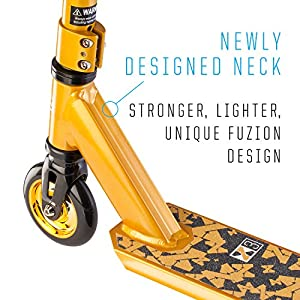 Fuzion X-3 Pro Scooter (2018 Gold)