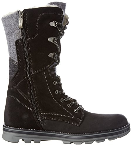 26269 Comb Women's black Black Boots 098 Winter Tamaris Oav5qw