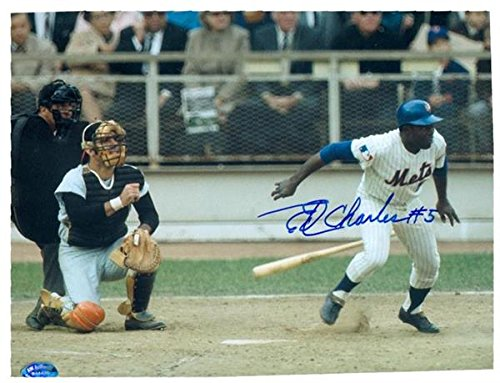 Autograph 222660 1969 New York Mets Champion Image No. Sc...