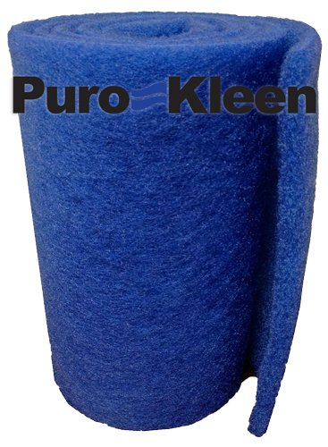Puro-Kleen Perma-Guard Rigid Pond Filter Media, 12″ x 72″ (6 Feet)