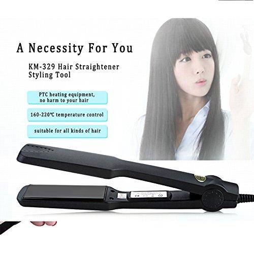 dailyextreme-circular-ceramic-heater-plate-hair-refinisher-straightener-fast-warm-up-thermal