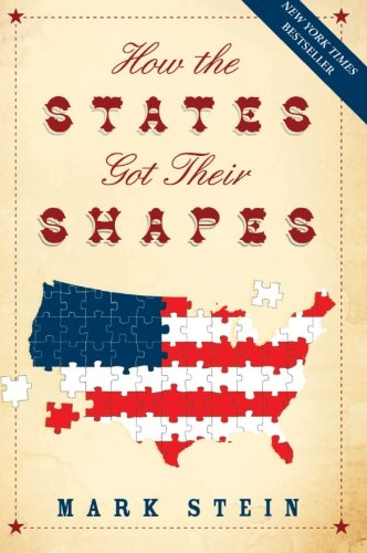 How the States Got Their Shapes (Mountains Of Western Virginia And North Carolina)